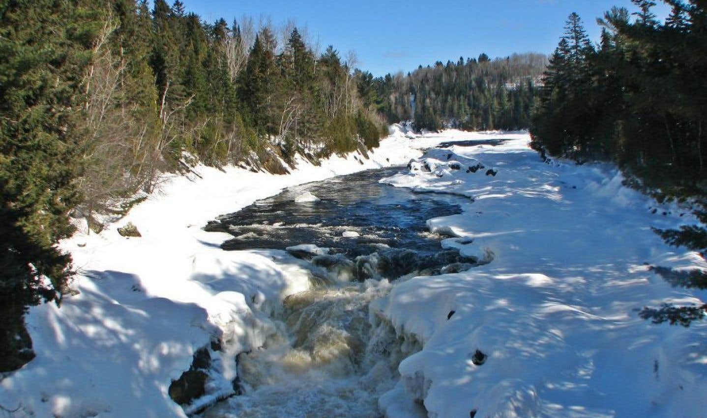Des rivières à risque pour le pipeline