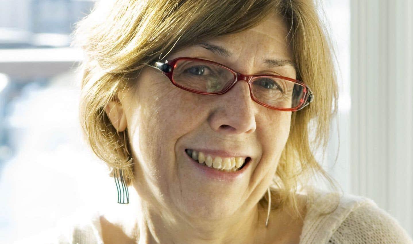 Joanne Burgess, directrice du Laboratoire d'histoire et de patrimoine de Montréal de l'UQAM