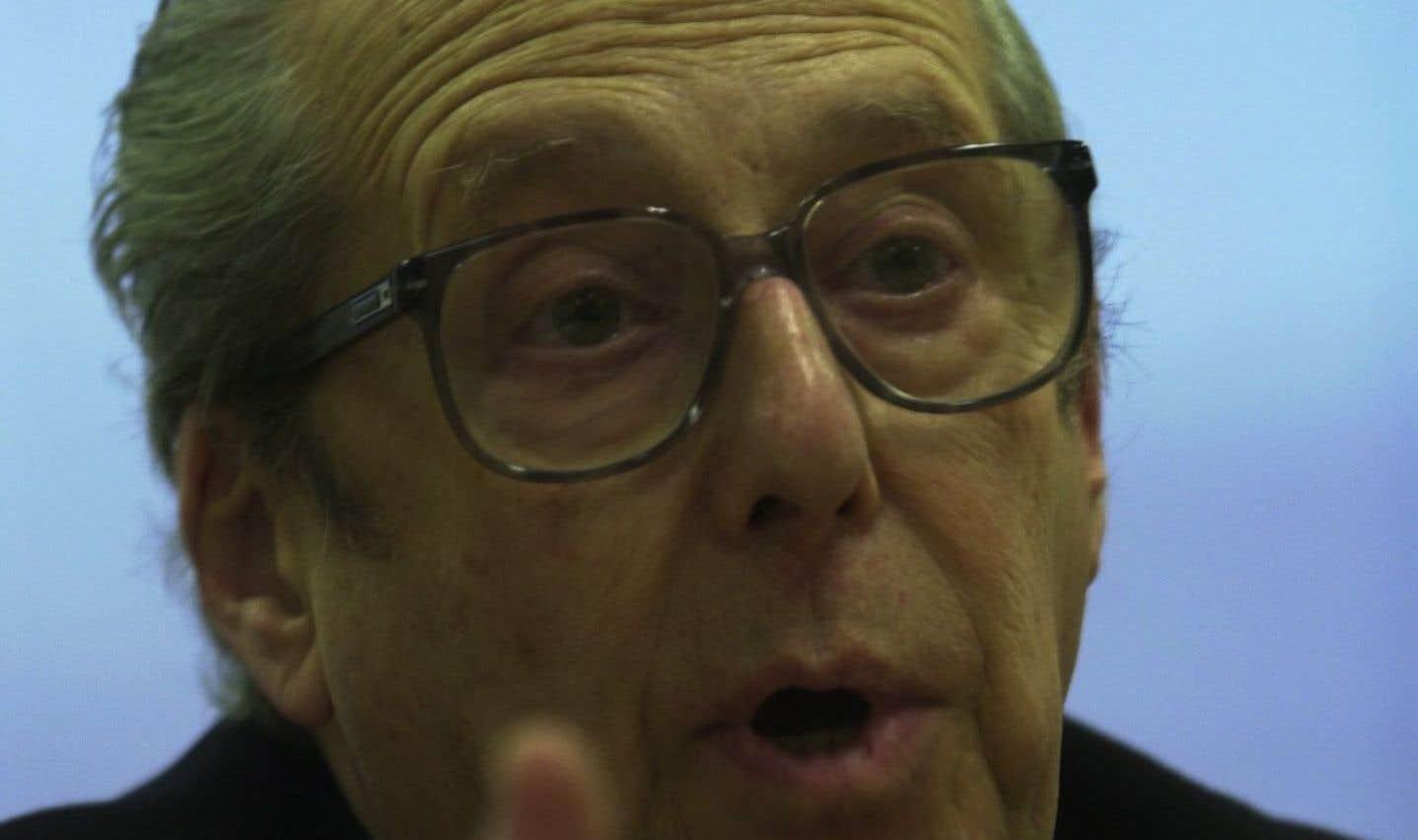 L'ex-ministre libéral Victor Goldbloom est décédé