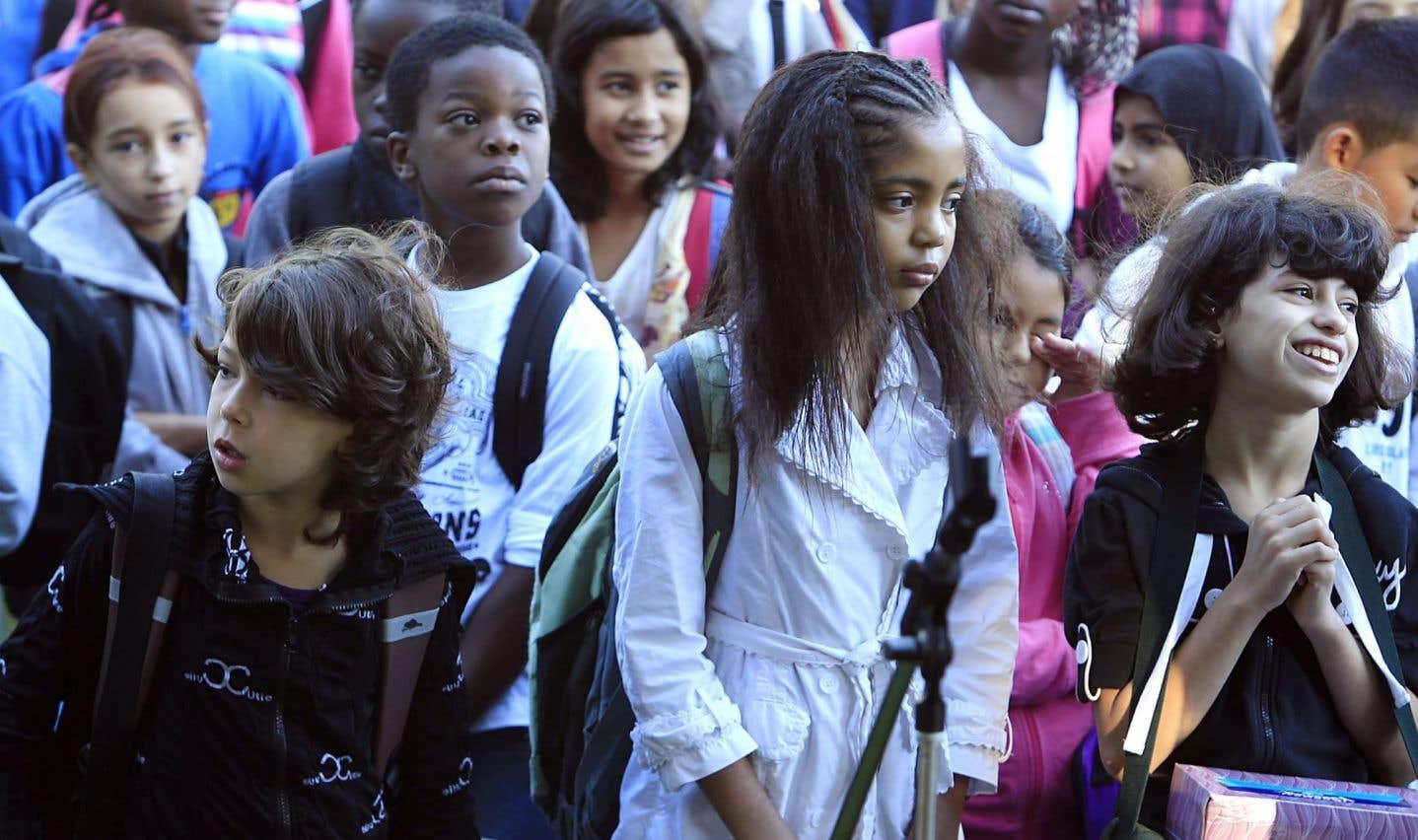 Selon des données récentes de Statistique Canada, les élèves immigrants réussissent moins bien au Québec que dans d'autres provinces canadiennes.