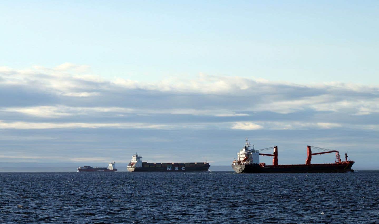Vers une hausse du transport d'énergies fossiles sur le fleuve Saint-Laurent