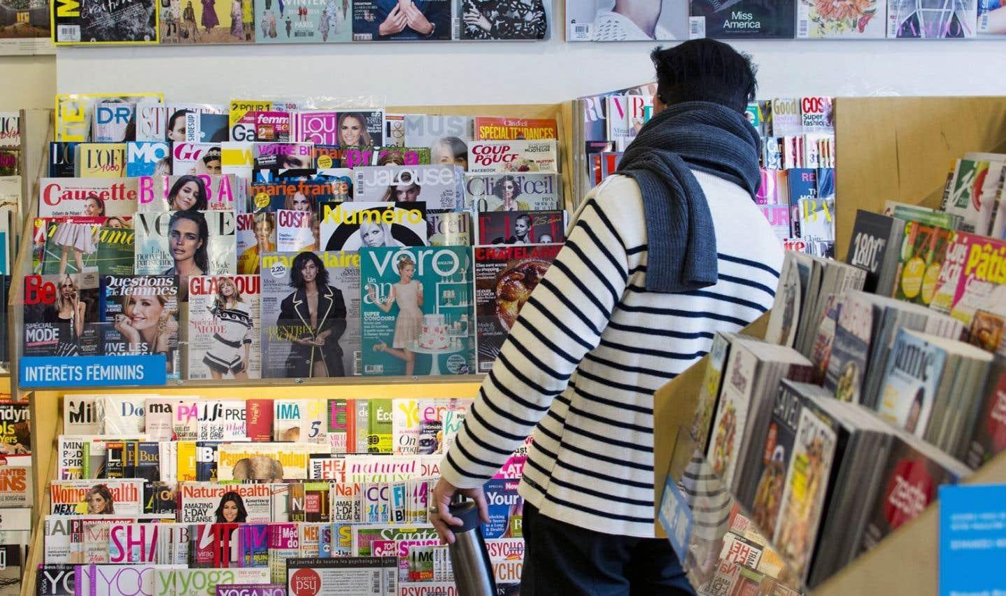 Deux autres Renaud-Bray cessent la vente de magazines