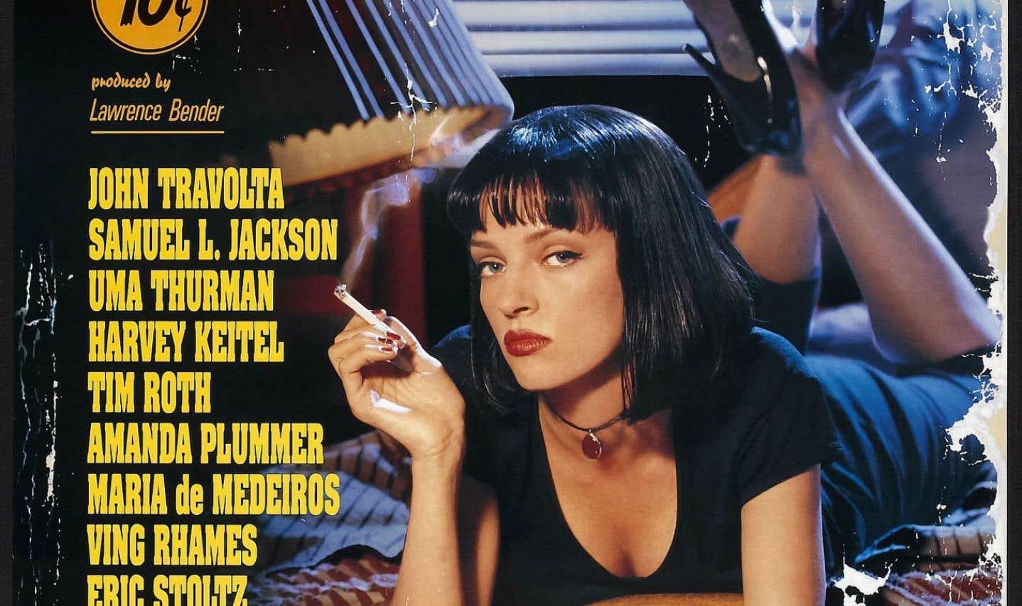 Affiche originale du film «Pulp Fiction»