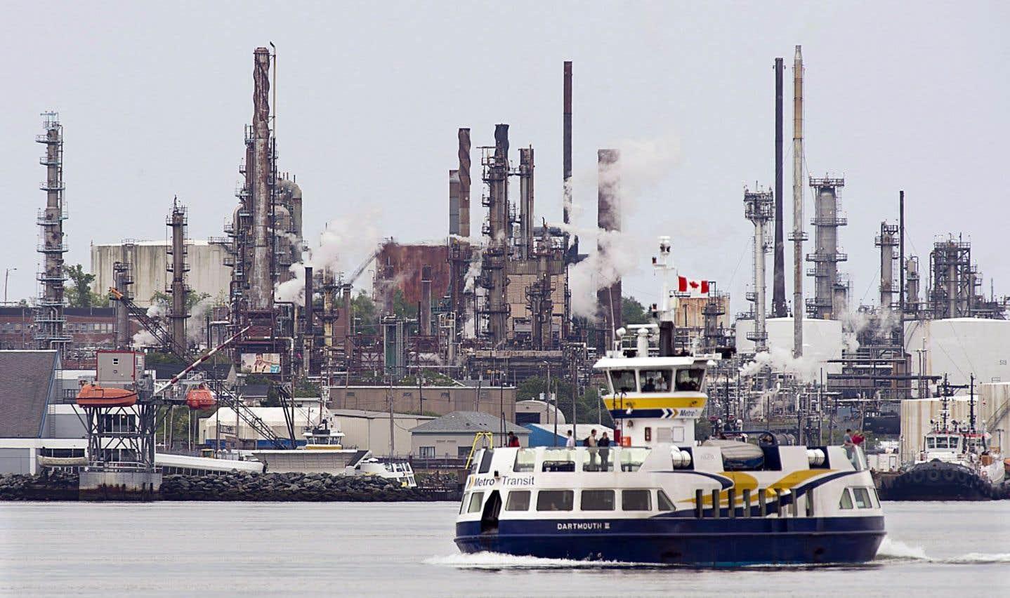 Les grands investisseurs québécois négligent le risque climatique