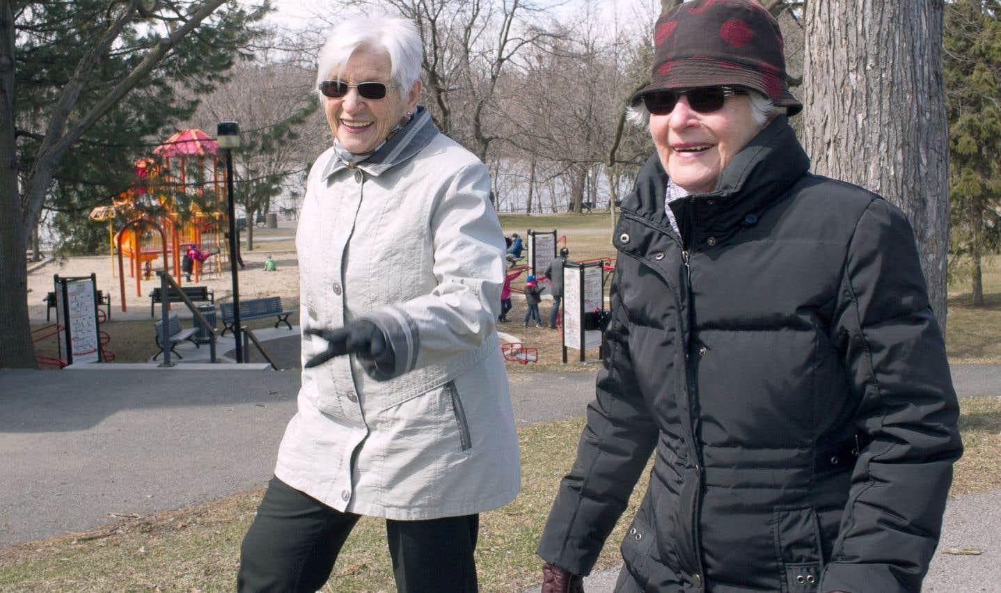 A l'heure où la population vieillit, la question qui se pose de plus en plus est celle de savoir si « les territoires » sont bien adaptés, ou s'adapteront, au vieillissement.