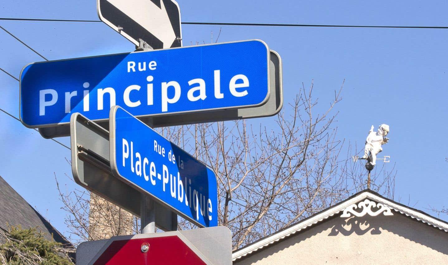 Pourquoi pas une rue du Coureur-des-bois?