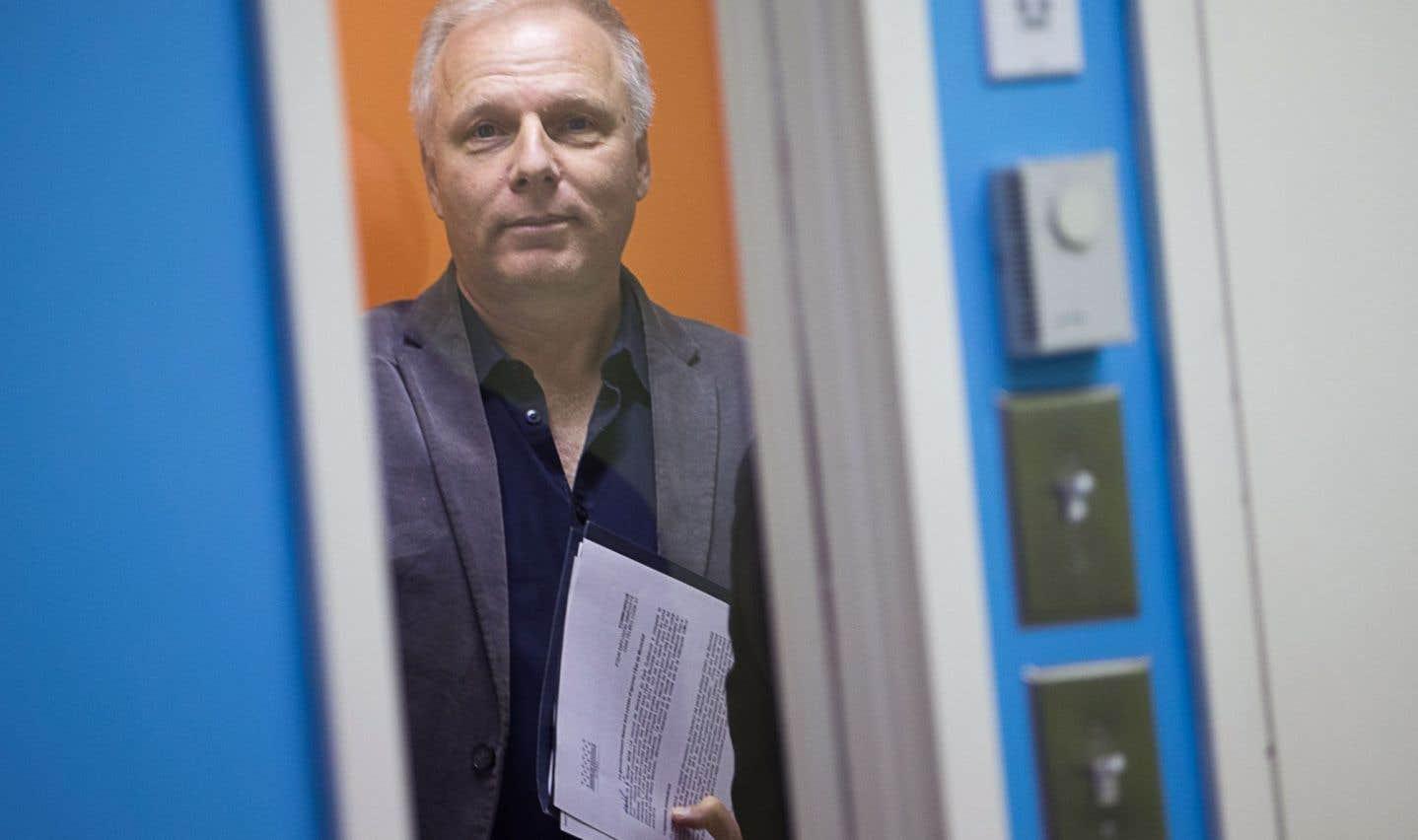 Jean-François Lisée propose de réduire les cibles d'immigration