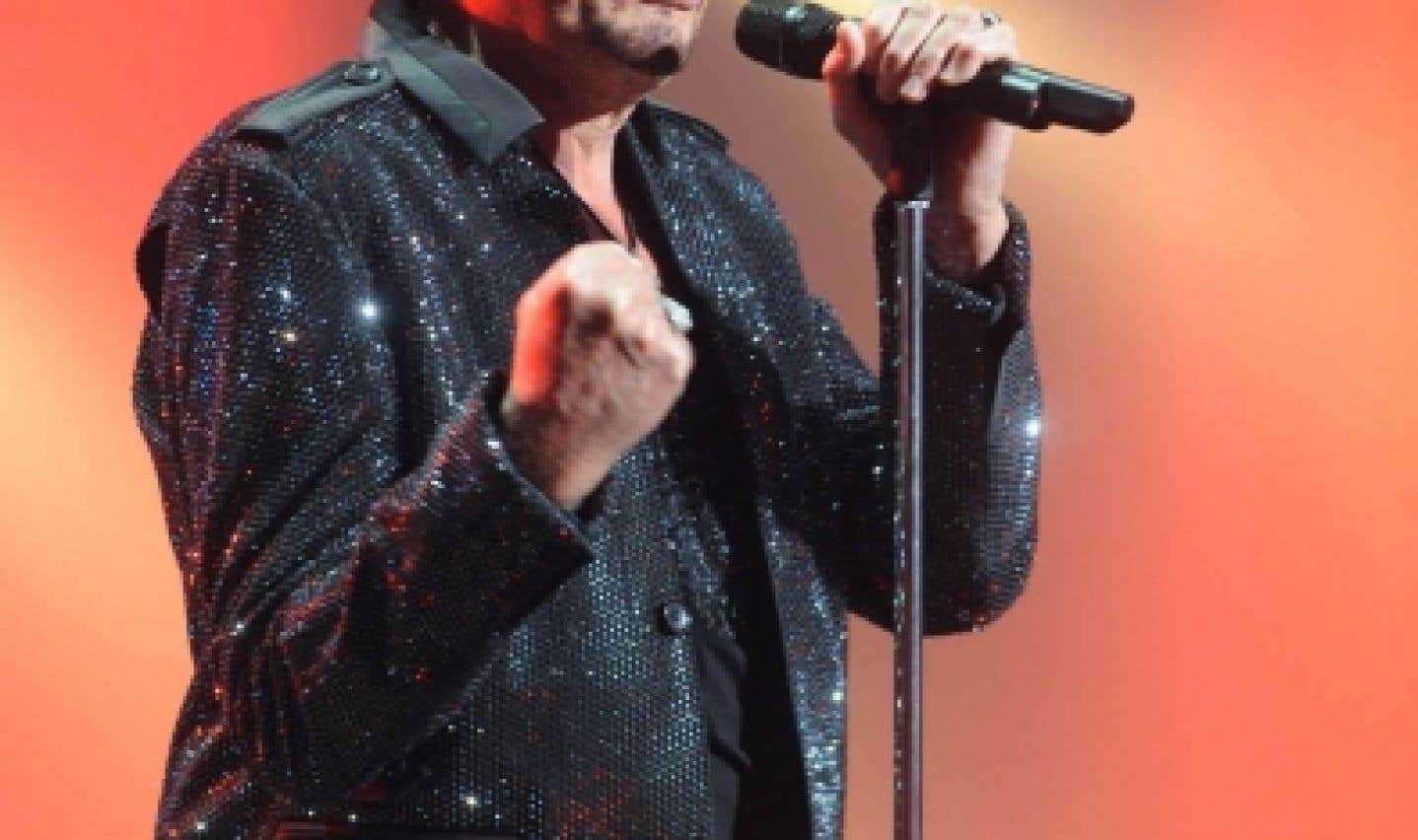 Johnny Hallyday replongé dans le coma artificiel