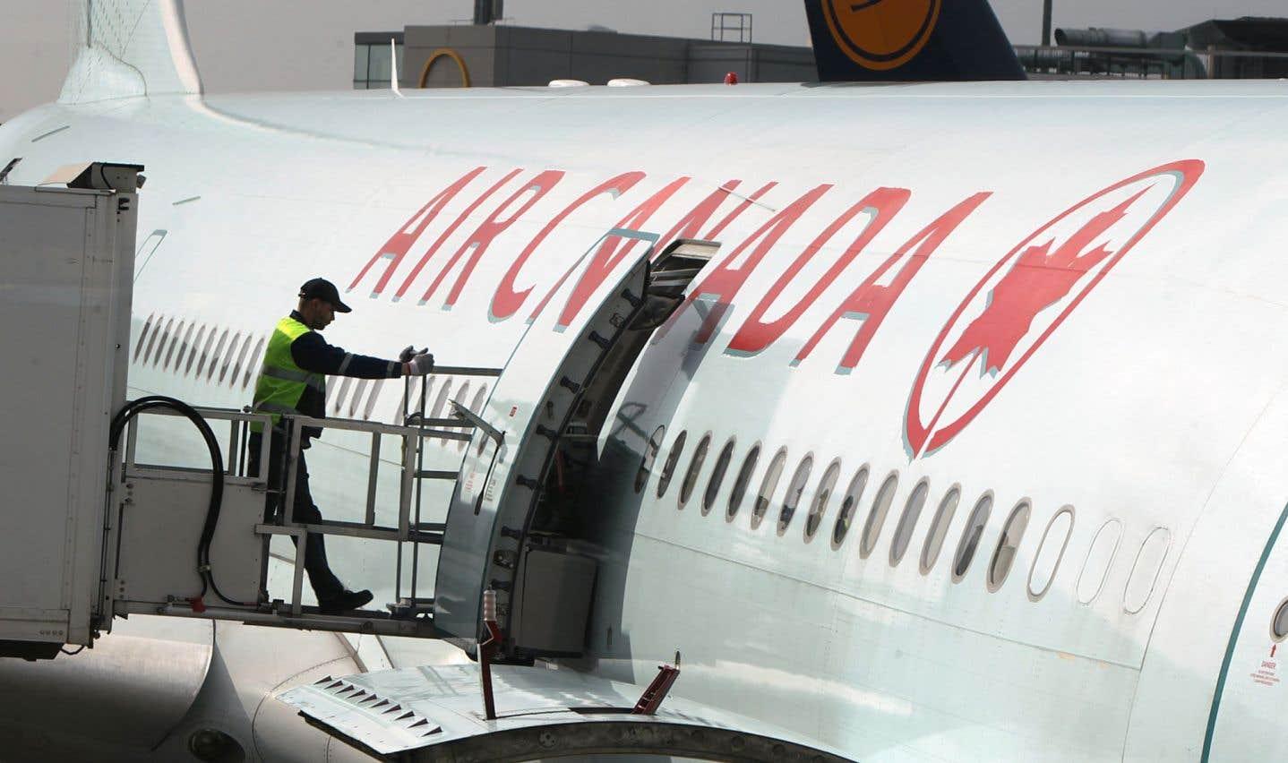 Air Canada: le projet de loi s'en va au Sénat