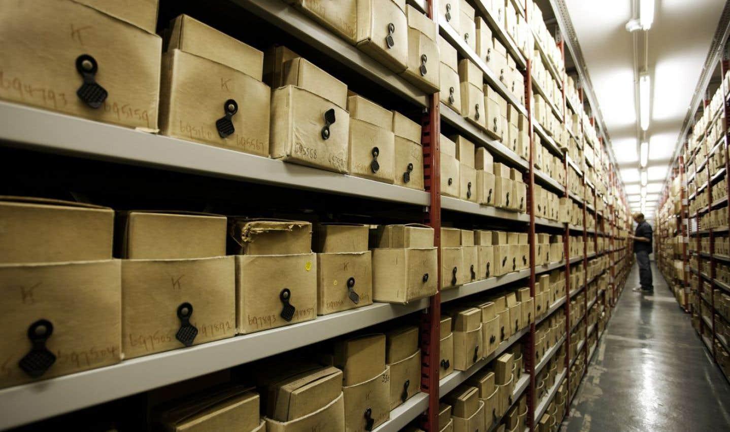 La bibliothèque historique des Finances menacée à son tour