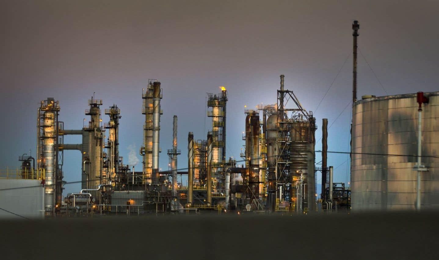 Sables bitumineux: hausse de 40% de la production d'ici 2025