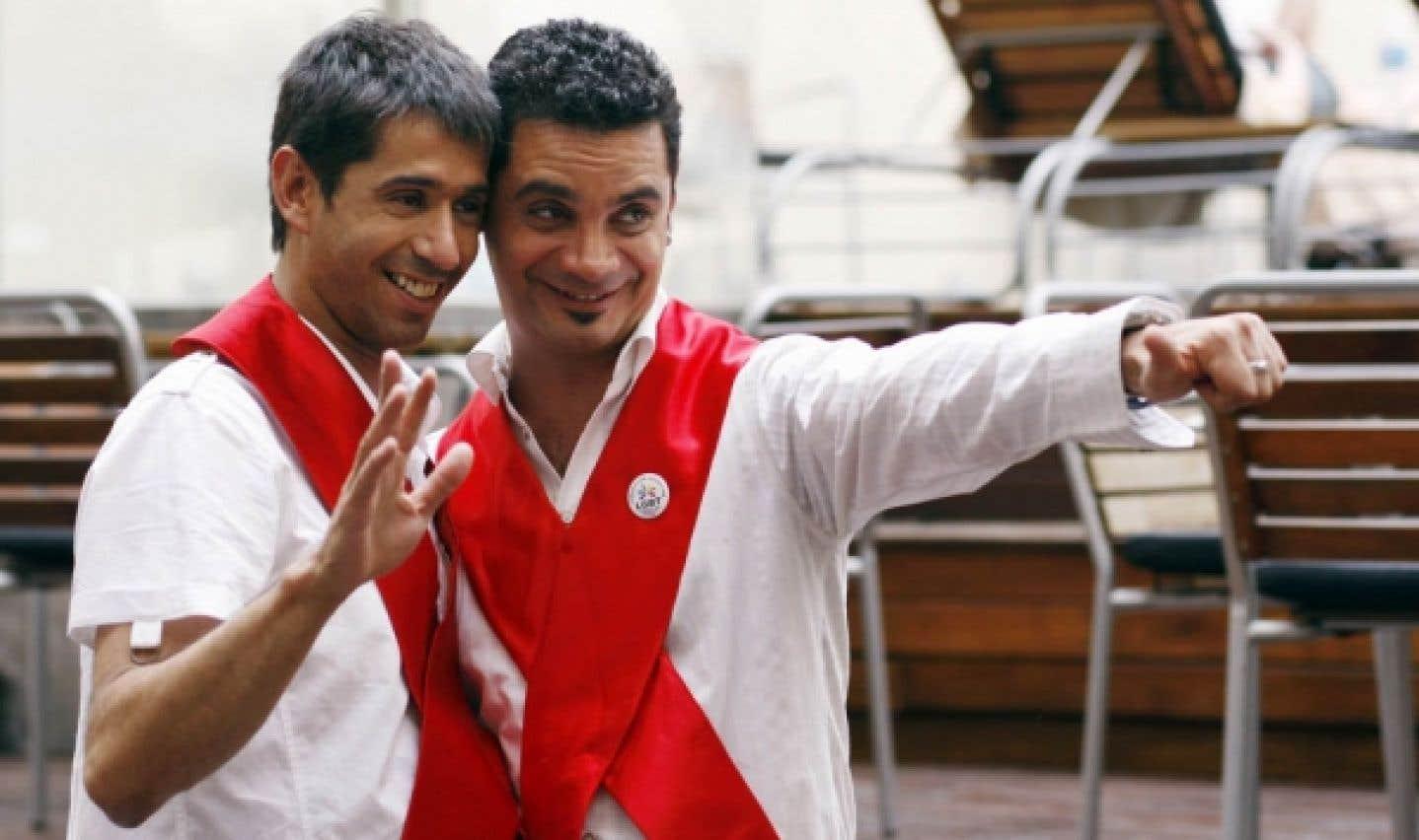 L'Argentine célèbre le premier mariage gai d'Amérique latine