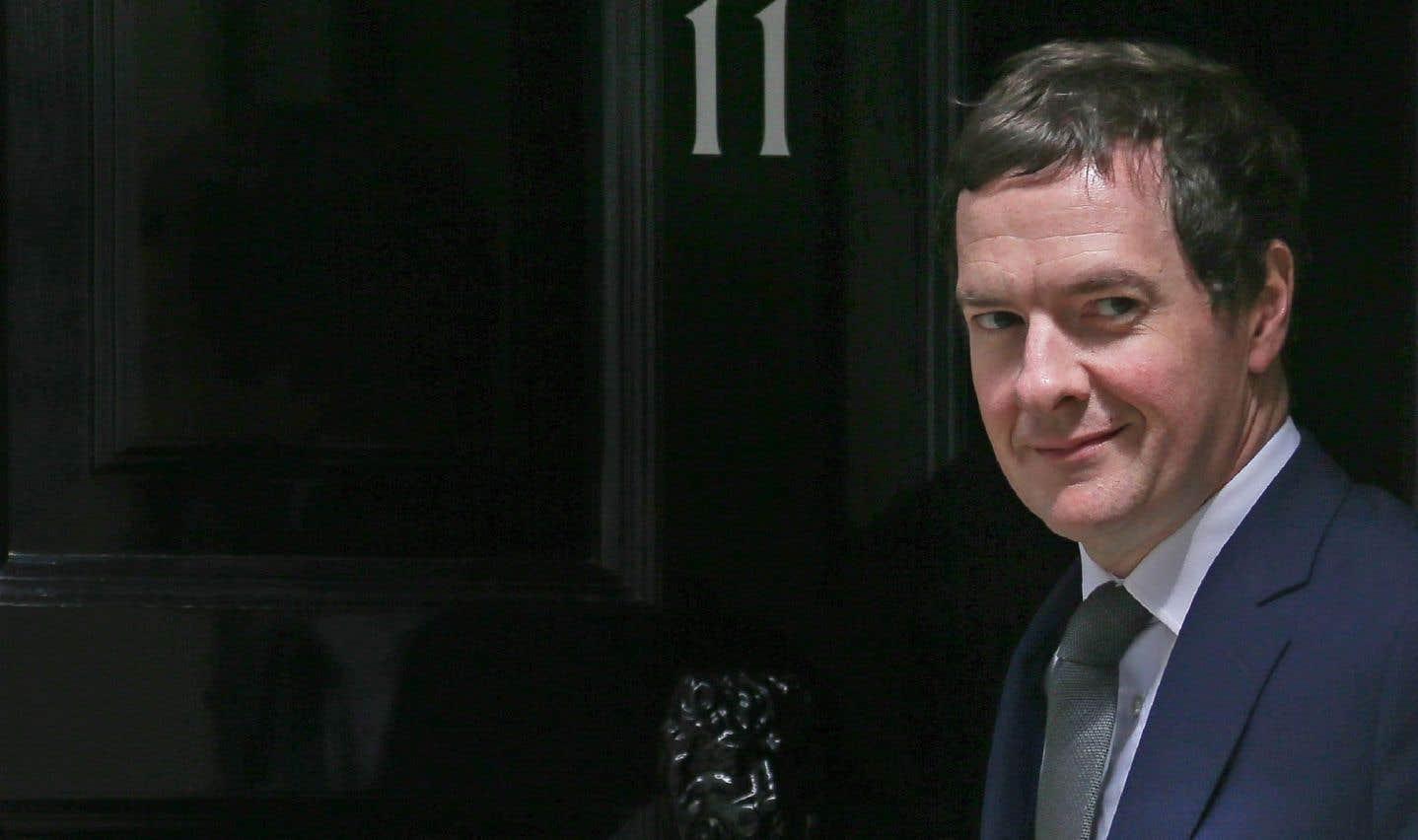 Le ministre britannique des Finances veut réduire l'impôt sur les sociétés