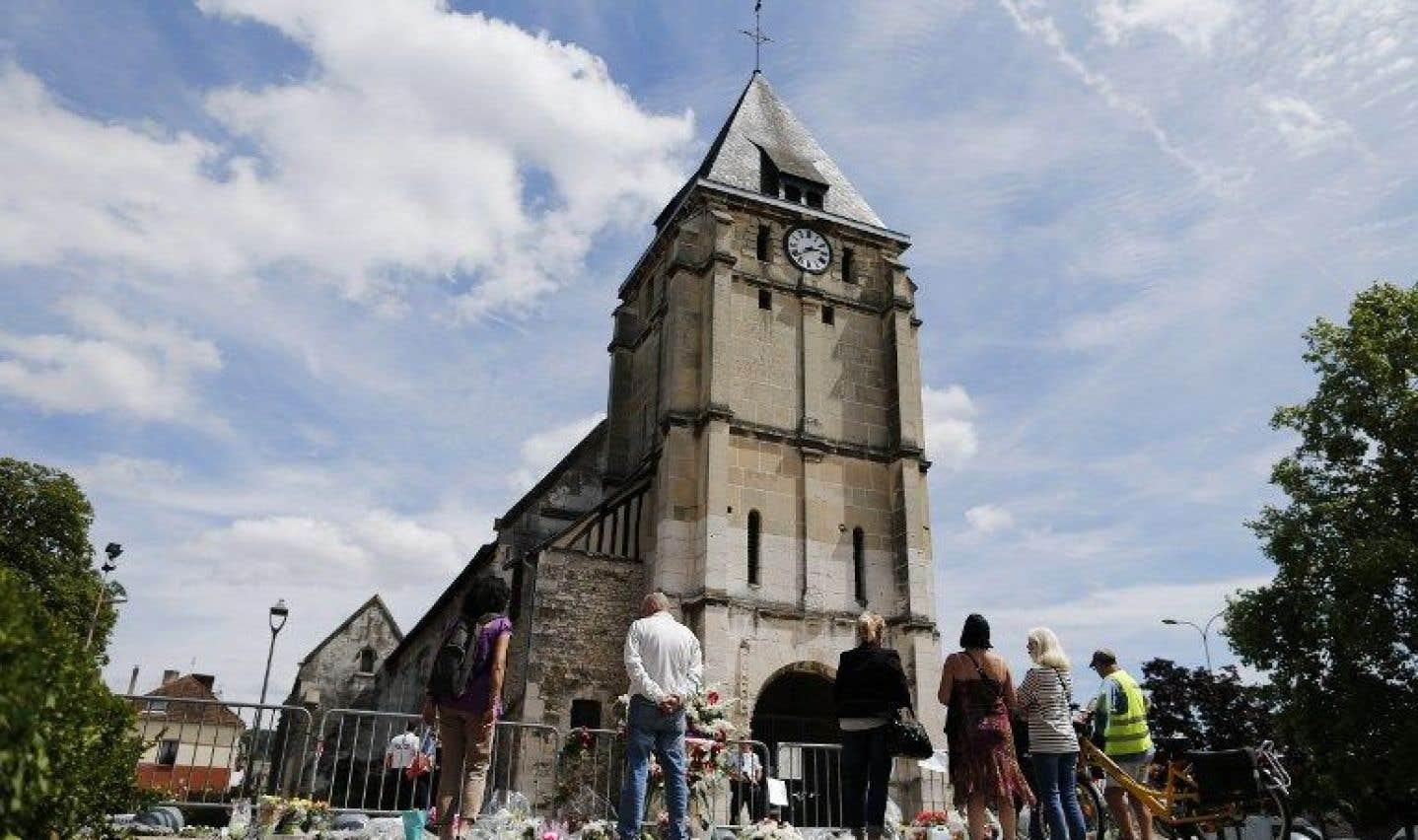 Les musulmans appelés à se rendre dans les églises dimanche par «solidarité»