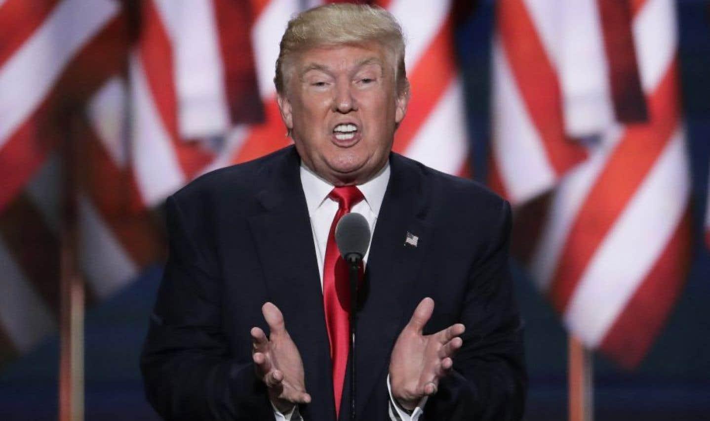 Trump n'est  «pas qualifié» pour être président, selon Obama