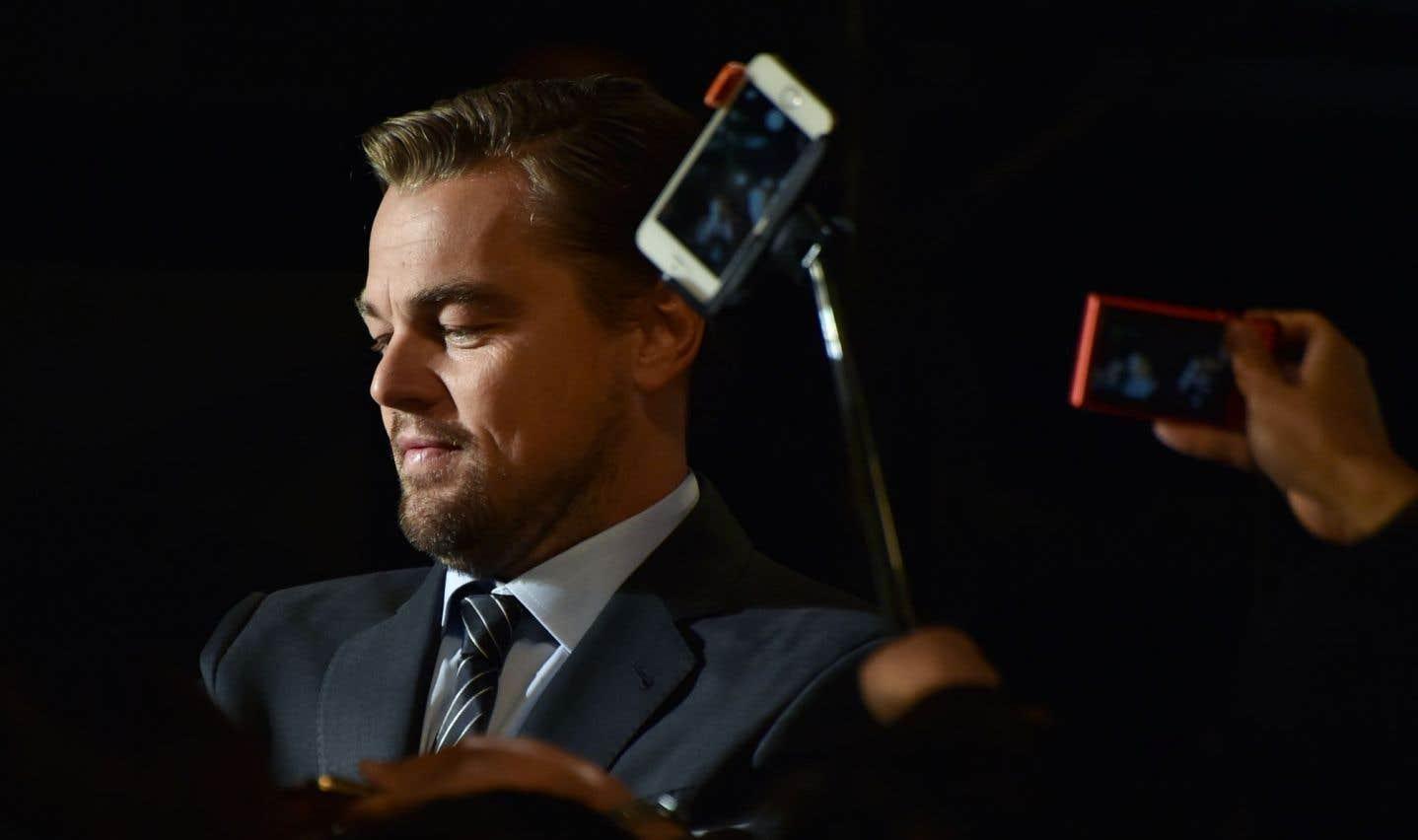 Le réalisateur, comédien et environnementaliste américain Leonardo DiCaprio