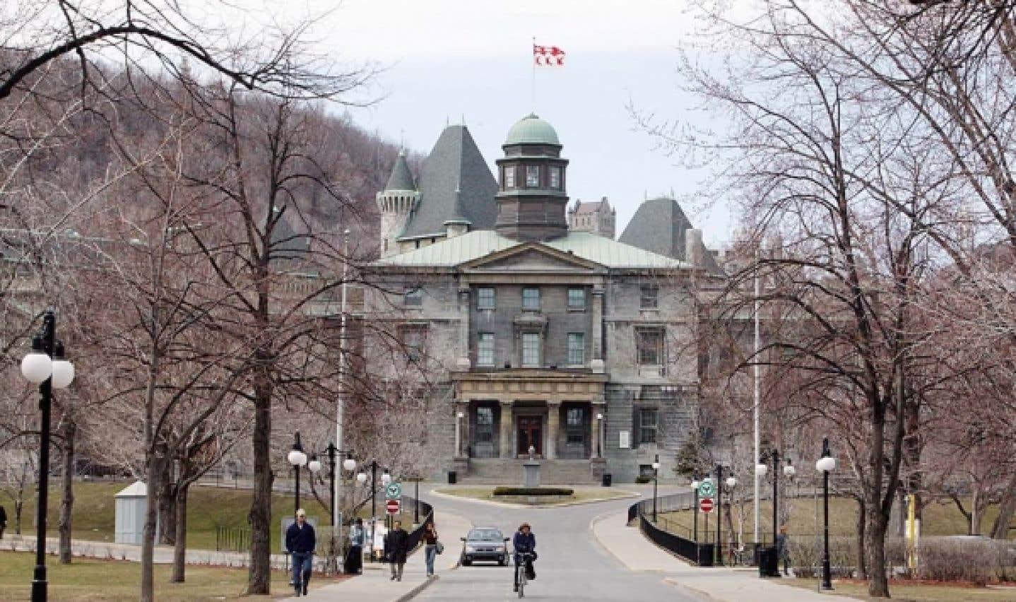 McGill défie Québec