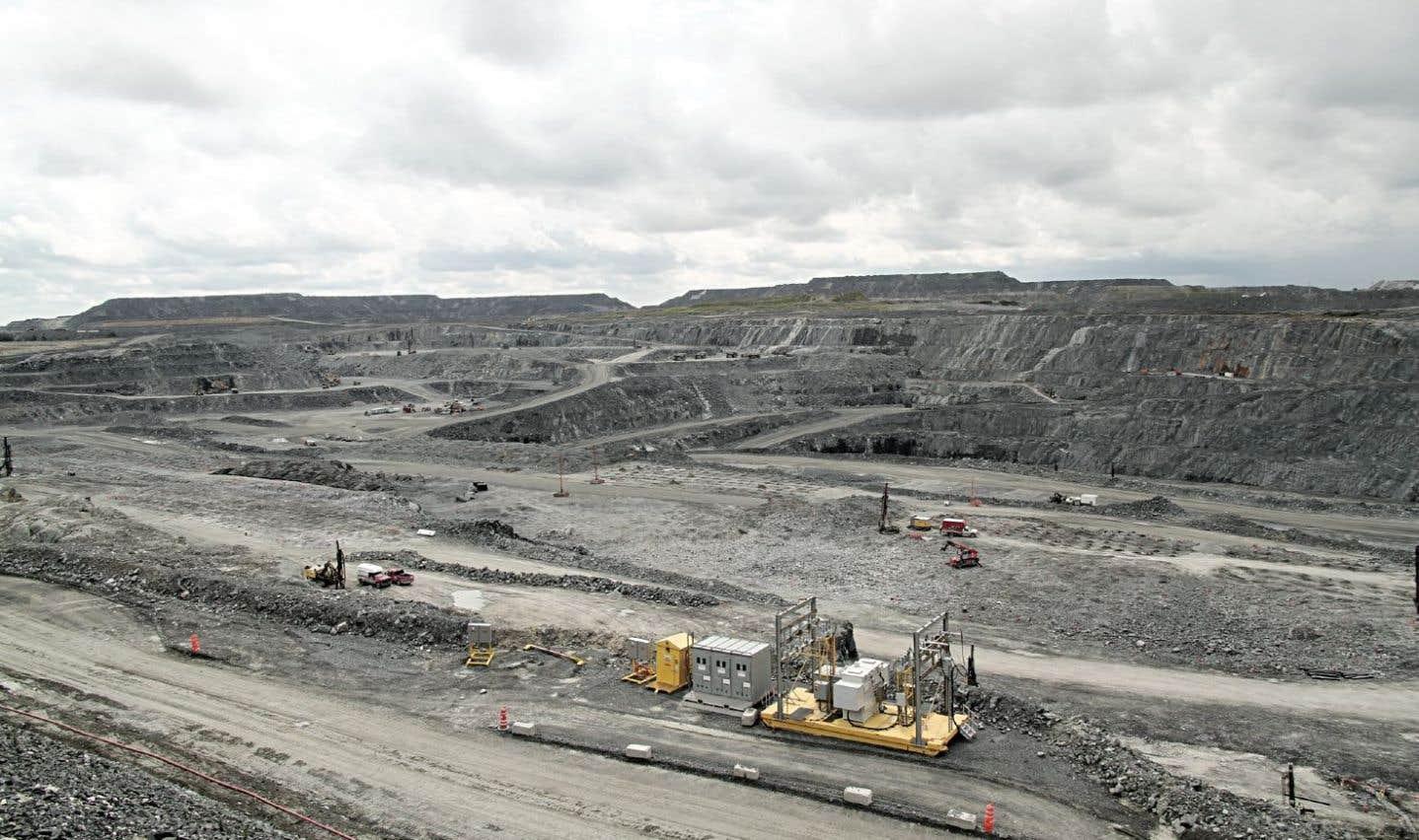 La minière Canadian Malartic n'a jamais payé d'impôt