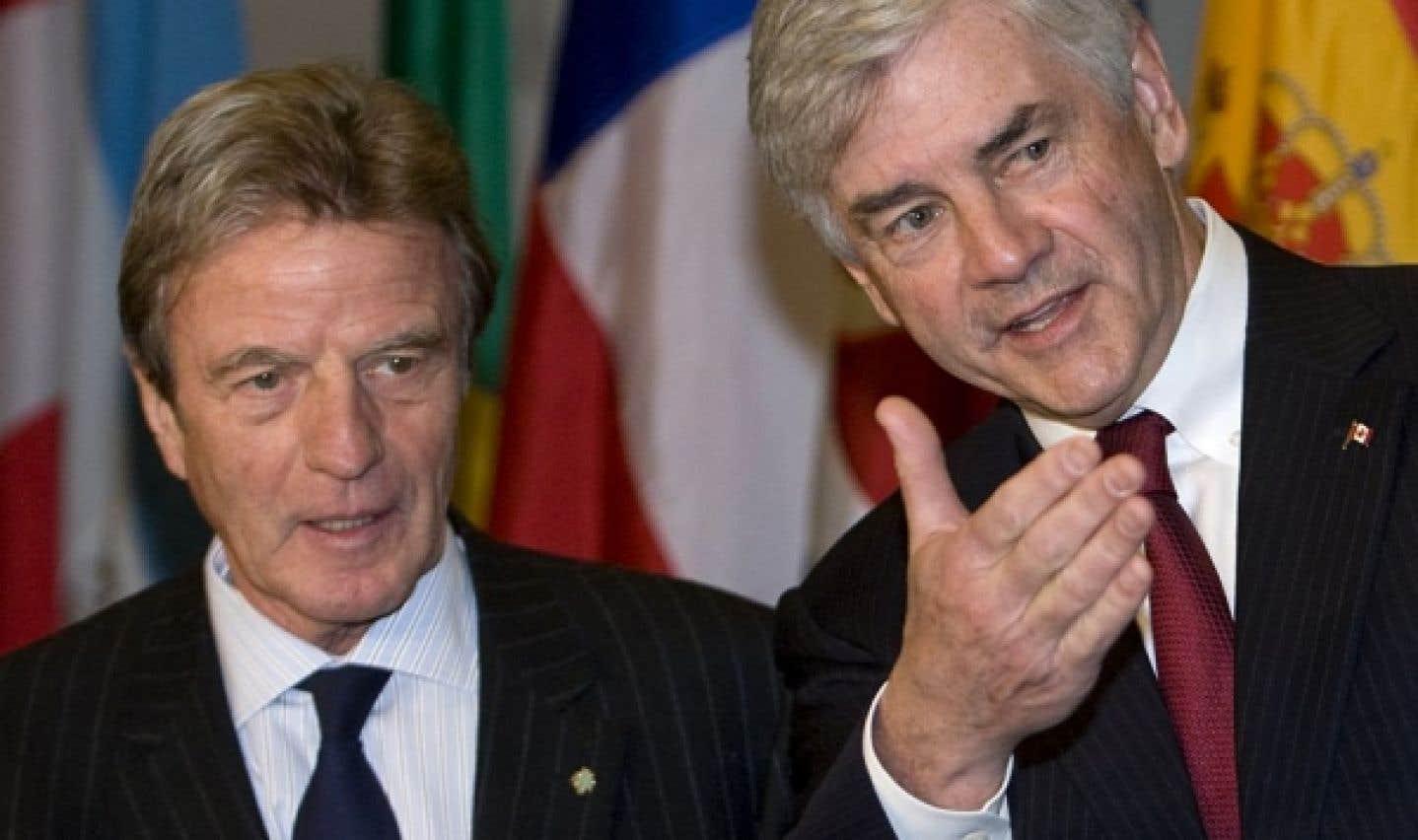 Reconstruire Haïti - La conférence de Montréal est en branle