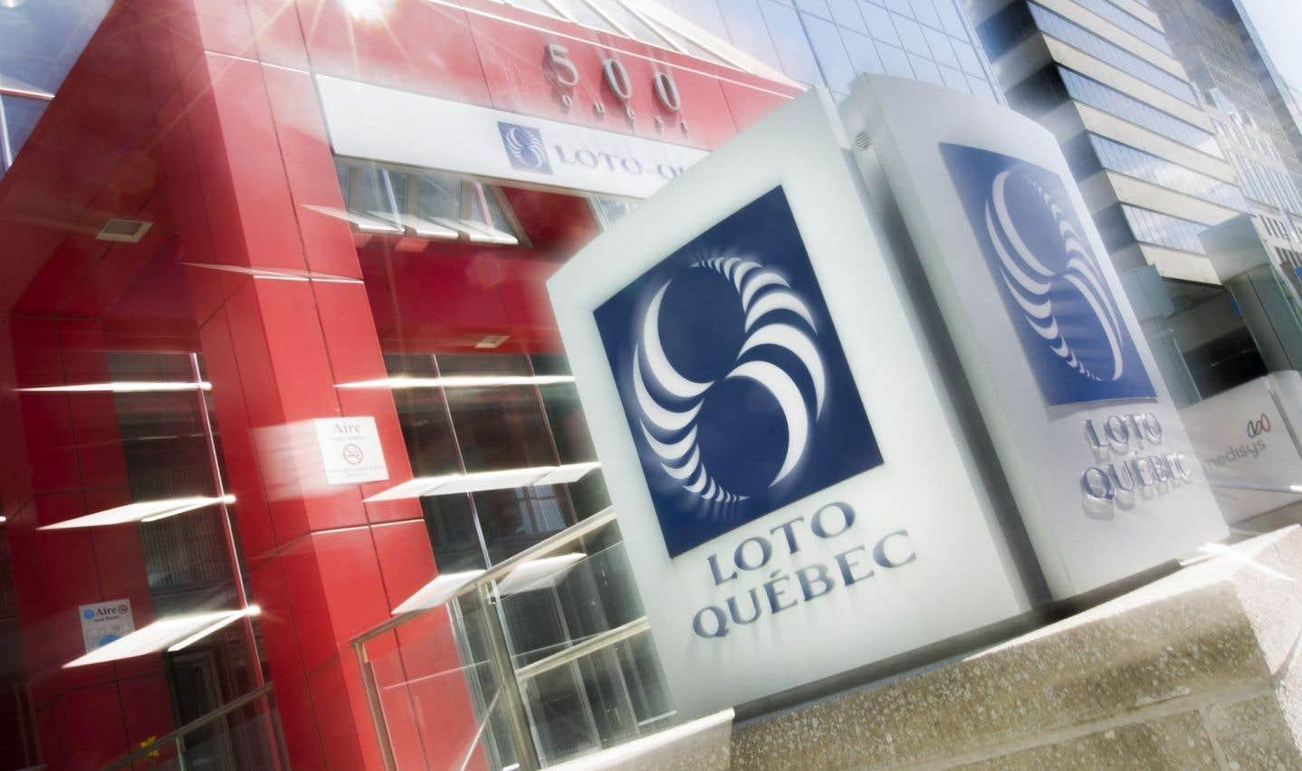 Québec ne peut pas bloquer les concurrents de Loto-Québec