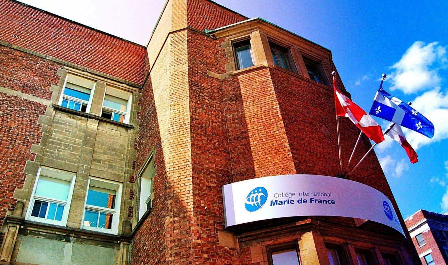 La communauté de Marie-de-France s'est fixé comme but premier la réussite de l'élève.