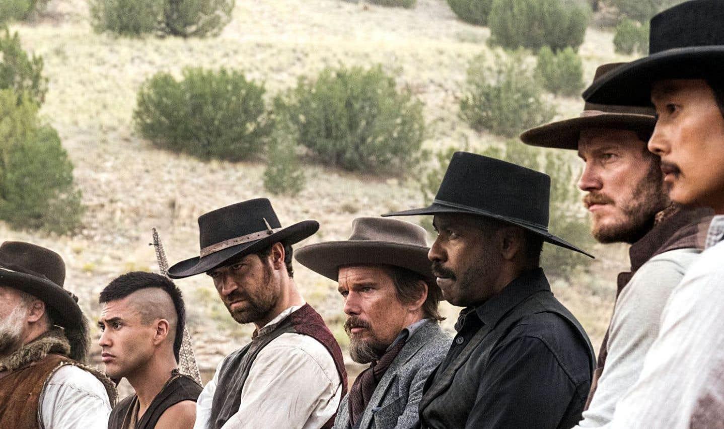 Réalisé par Antoine Fuqua, The Magnificent Seven a ouvert le TIFF, jeudi.