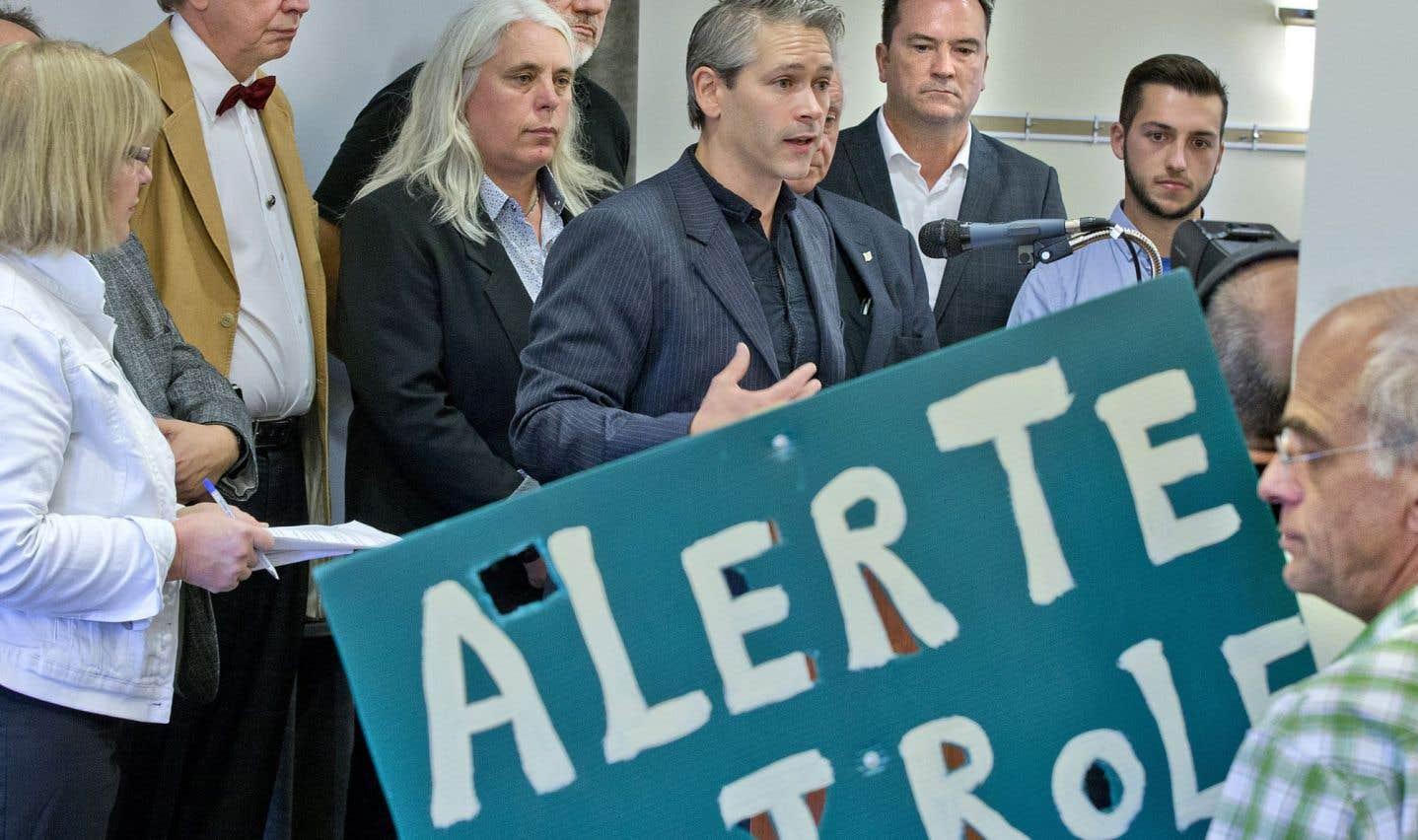 Une coalition dénonce la contradiction du projet de loi 106