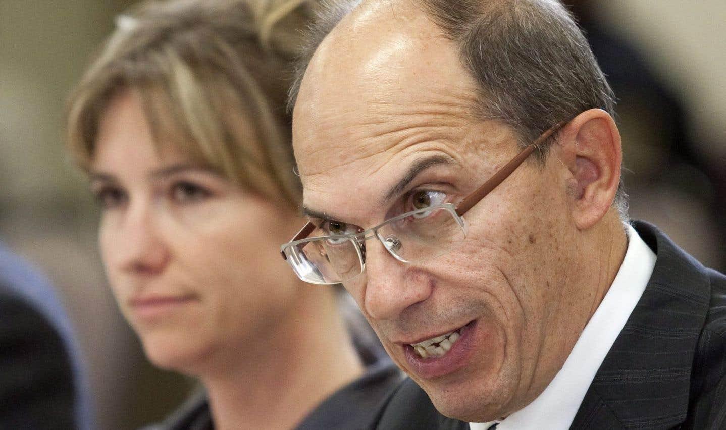 Compressions budgétaires: le Commissaire au lobbyisme tire la sonnette d'alarme