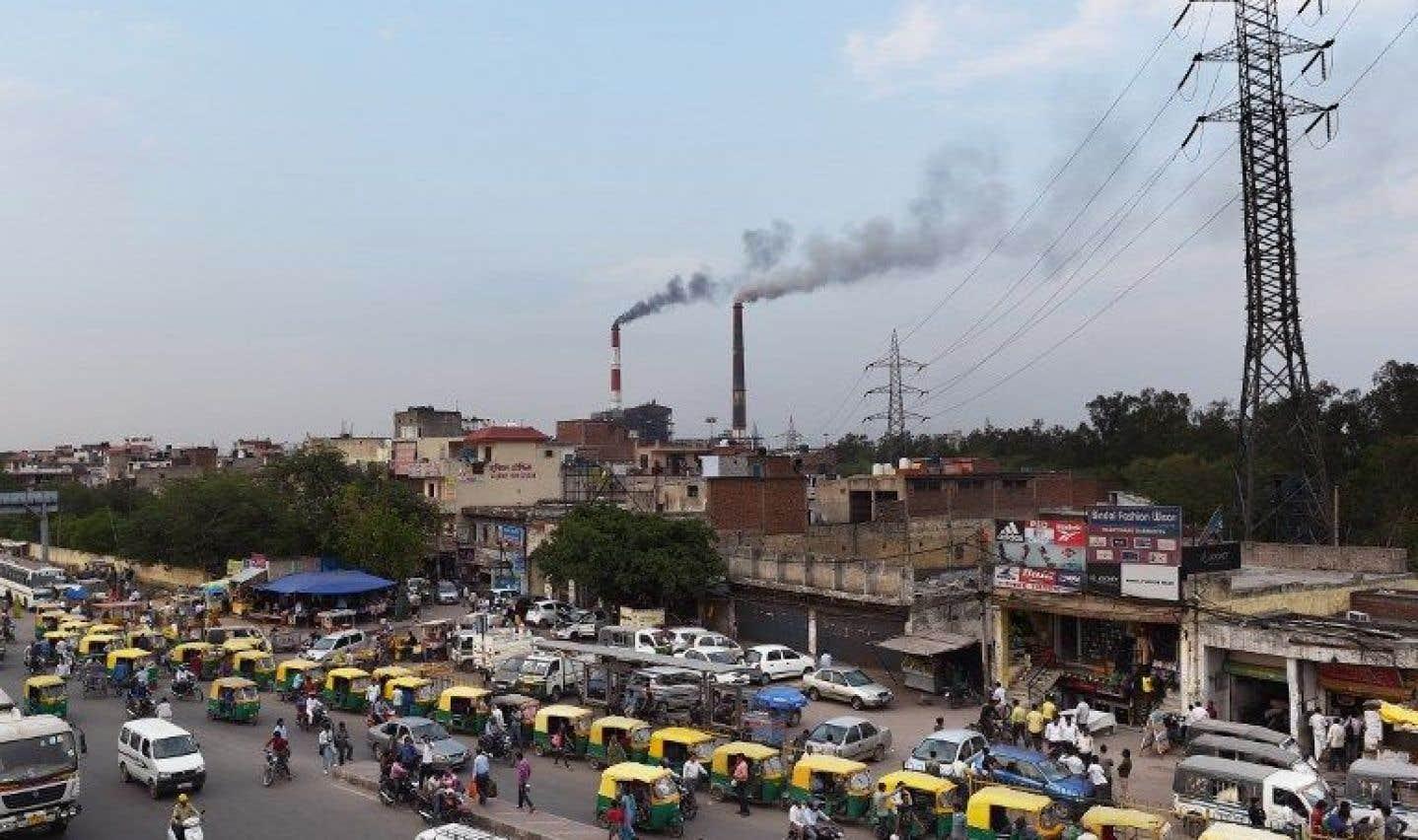 L'Inde a ratifié l'accord de Paris sur le climat