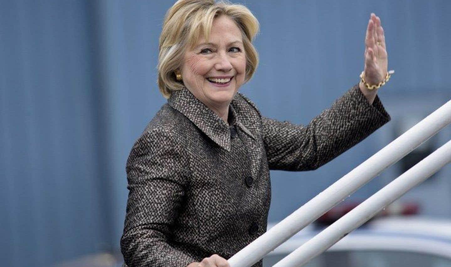 Clinton reprend de l'avance sur Trump dans les sondages