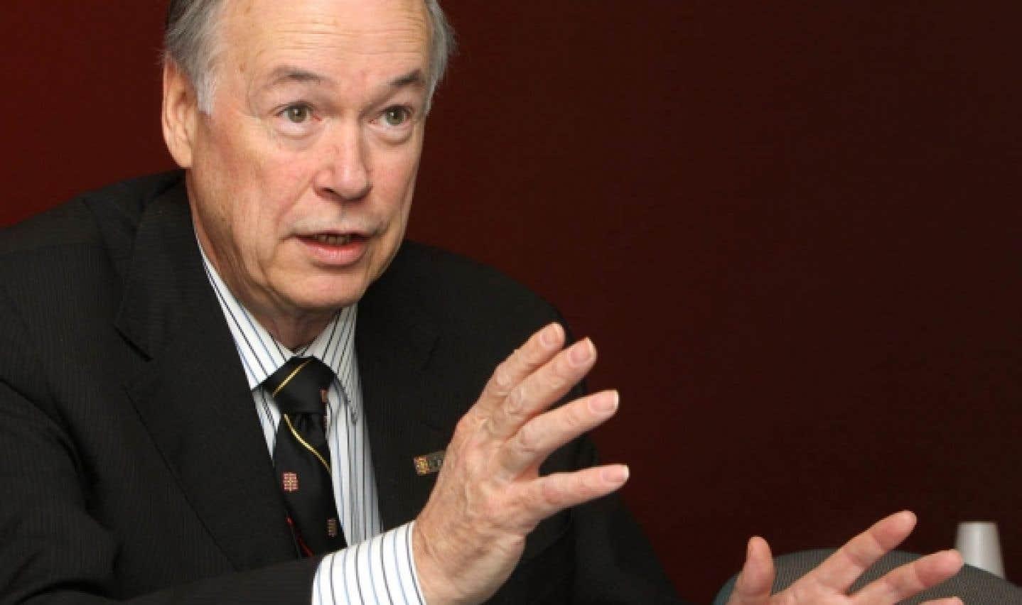 Le recteur de l'Université Laval au Devoir - L'augmentation des droits de scolarité sera inévitable, croit Denis Brière