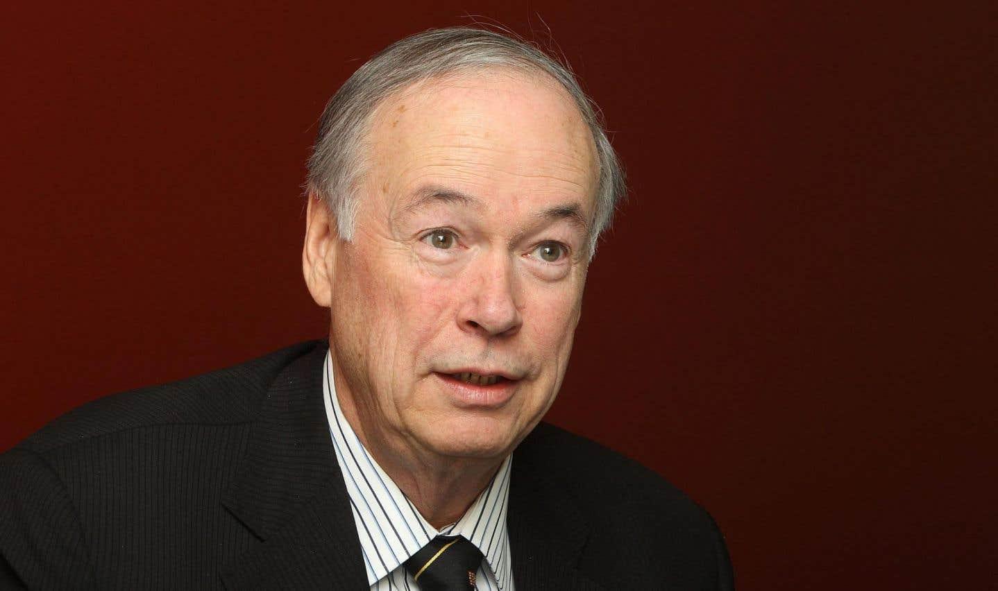 Critiqué, le recteur de l'Université Laval  défend son silence