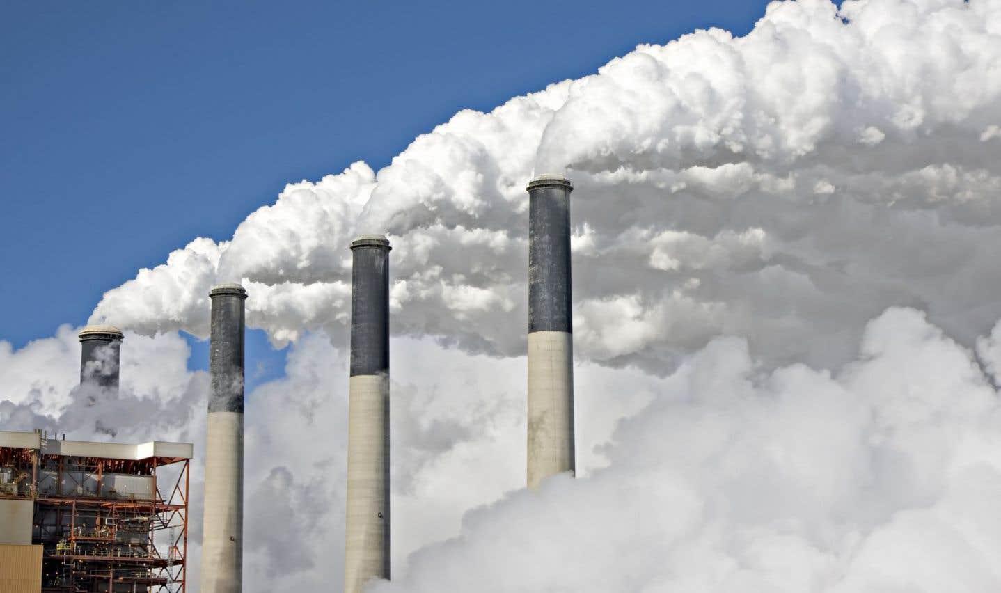 La tarification du carbone en est encore à ses balbutiements