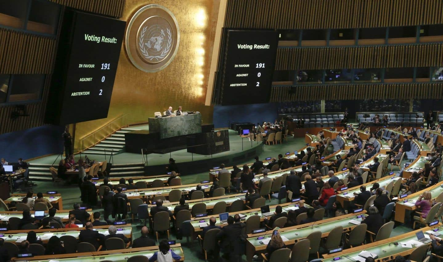 Conseil des droits de l'homme: la candidature russe rejetée