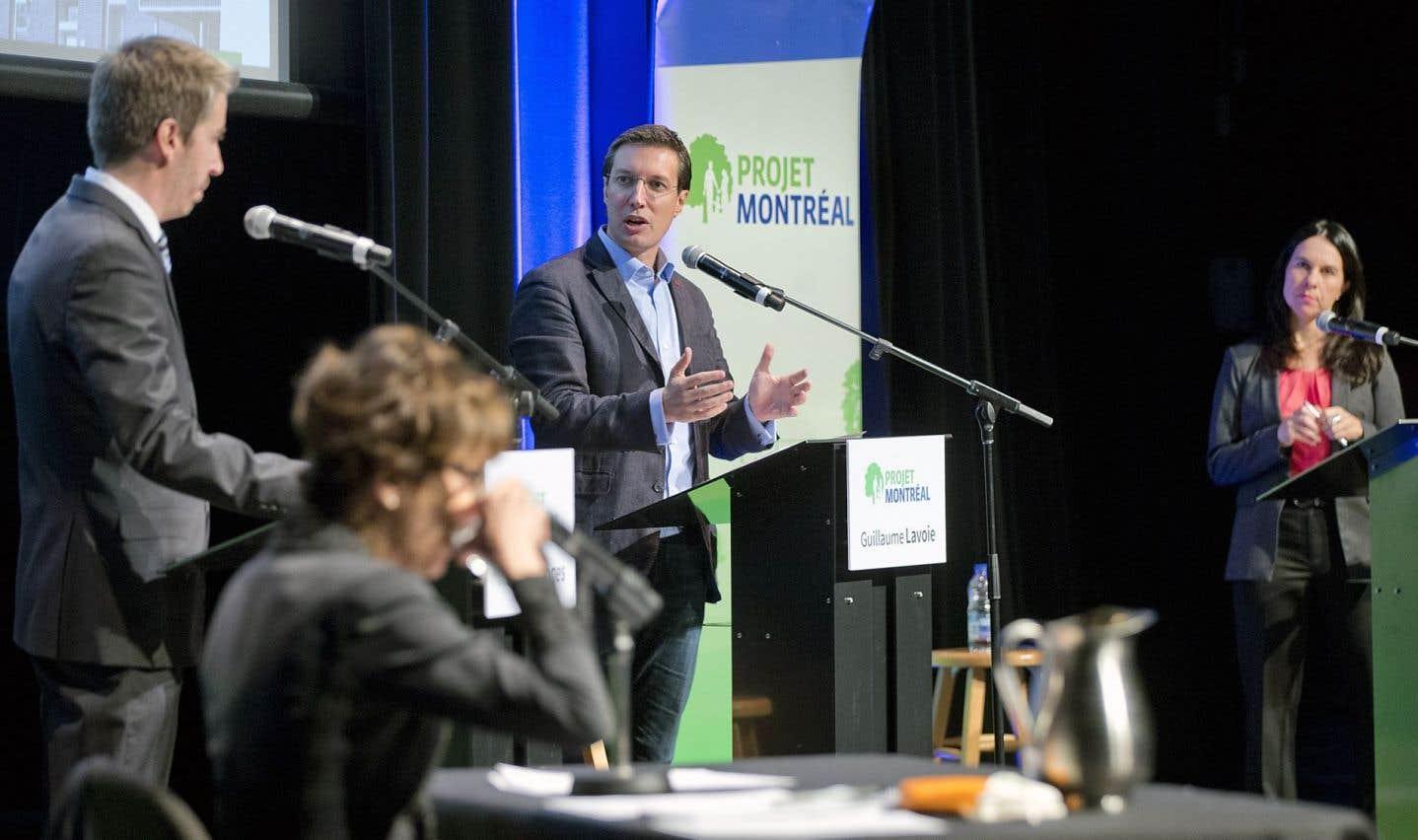 Chefferie de Projet Montréal: Ferrandez a une préférence pour Valérie Plante