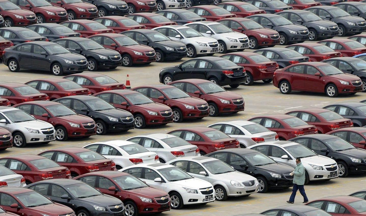 Guerre ouverte entre Trump et l'industrie automobile