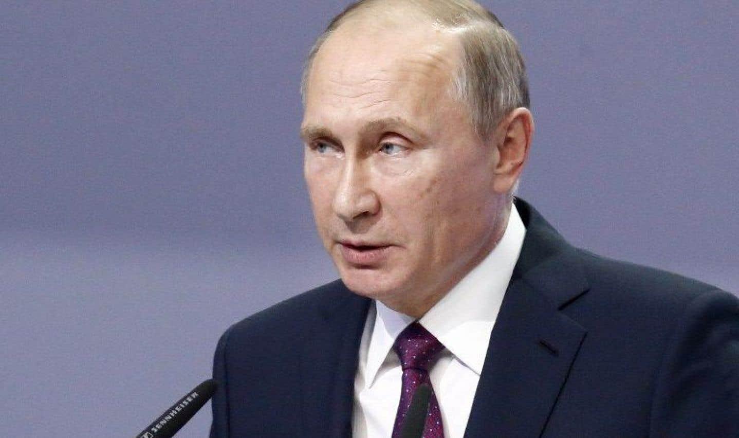 Poutine et Trump souhaitent une «normalisation» des relations diplomatiques