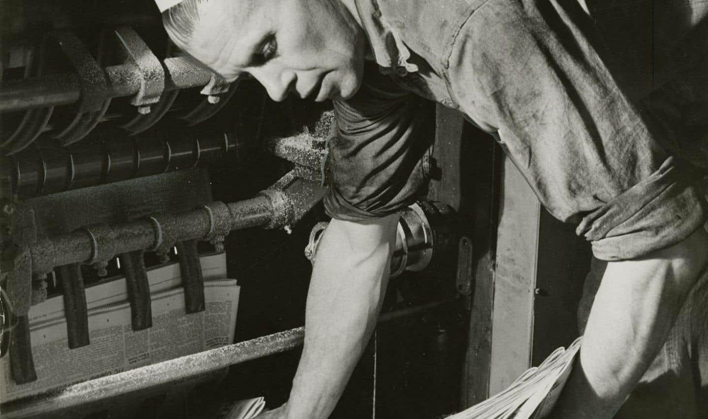 «Les archives photographiques du Globe and Mail» sera la deuxième exposition présentée par le nouvel Institut canadien de la photographie.