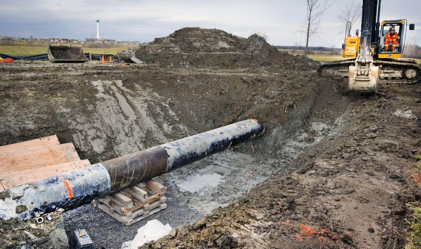 Pipeline 9B: la CMM exige des réponses de l'ONE
