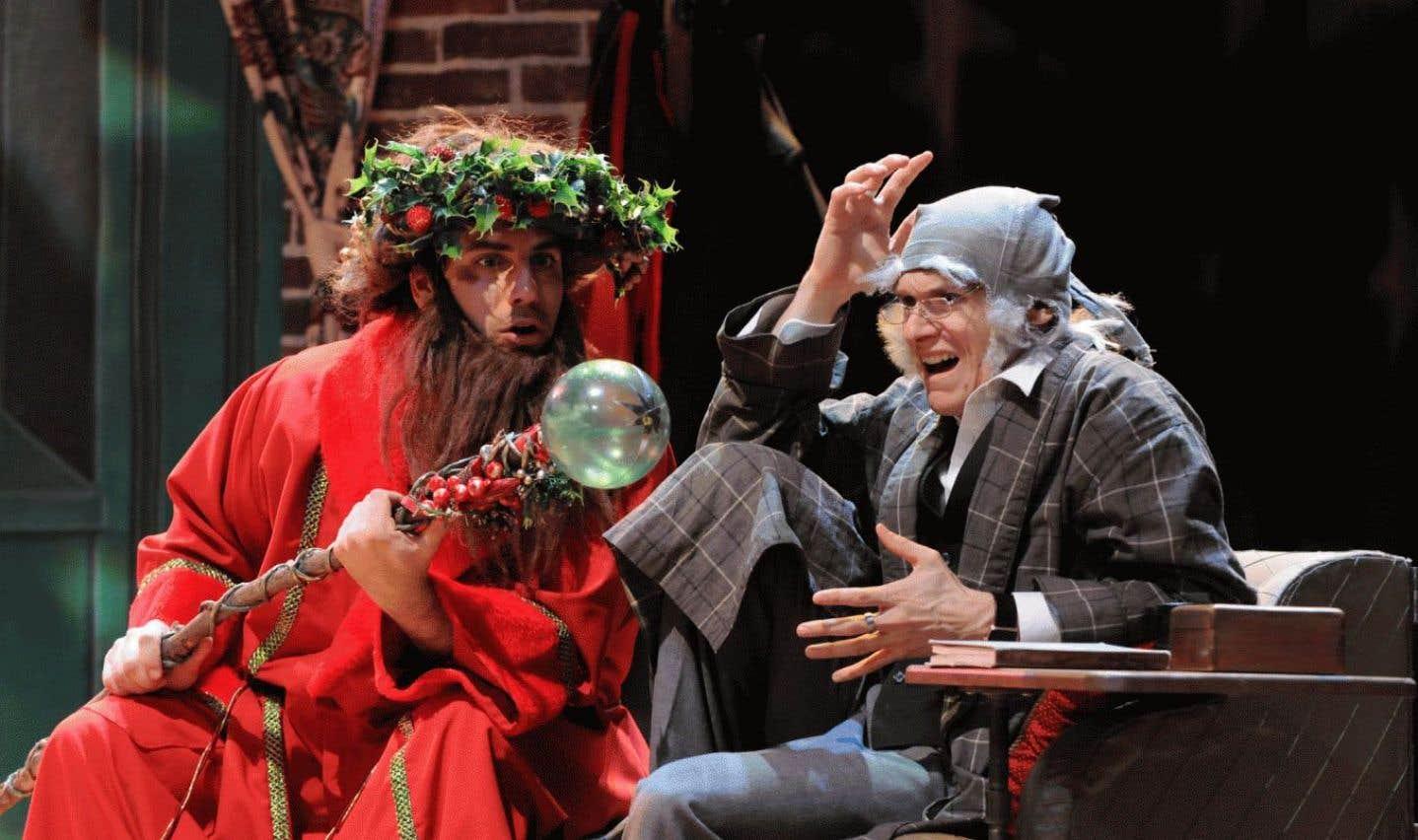 Inspiré de l'histoire de Charles Dickens et présenté par Jeunesses musicales Canada, «Un conte de Noël» narre les aventures de M. Scrooge, un vieux grincheux qui déteste Noël.