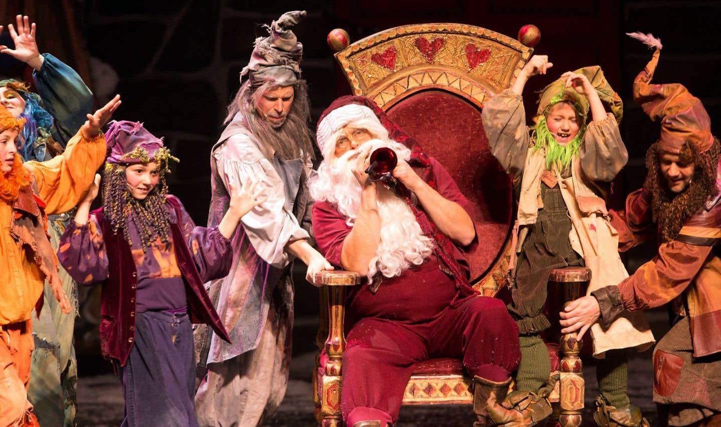 Pour une 14e saison consécutive, Québec Issime invitera petits et grands à découvrir ou redécouvrir son concert populaire des Fêtes, «Décembre».