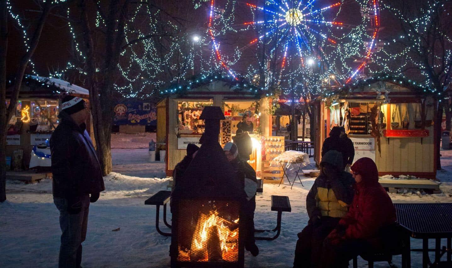 De tradition européenne, les marchés de Noël ont essaimé au Québec depuis quelques années.