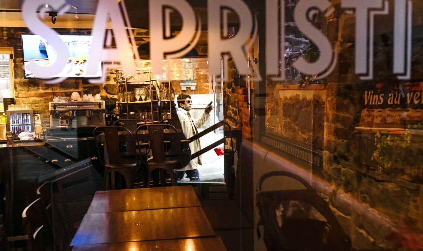 Le secteur Saint-Jean-Baptiste est l'un des plus anciens de Québec. C'est là que se trouve le restaurantSapristi.