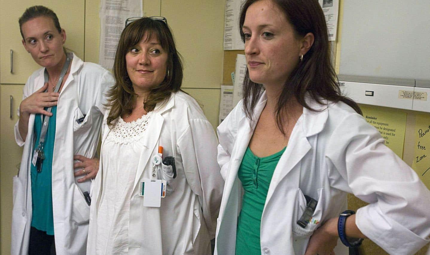 Les infirmières répètent ad nauseam, depuis plusieurs années, qu'il serait possible d'améliorer le système de santé et de rendre le réseau plus performant en misant davantage sur laprévention.