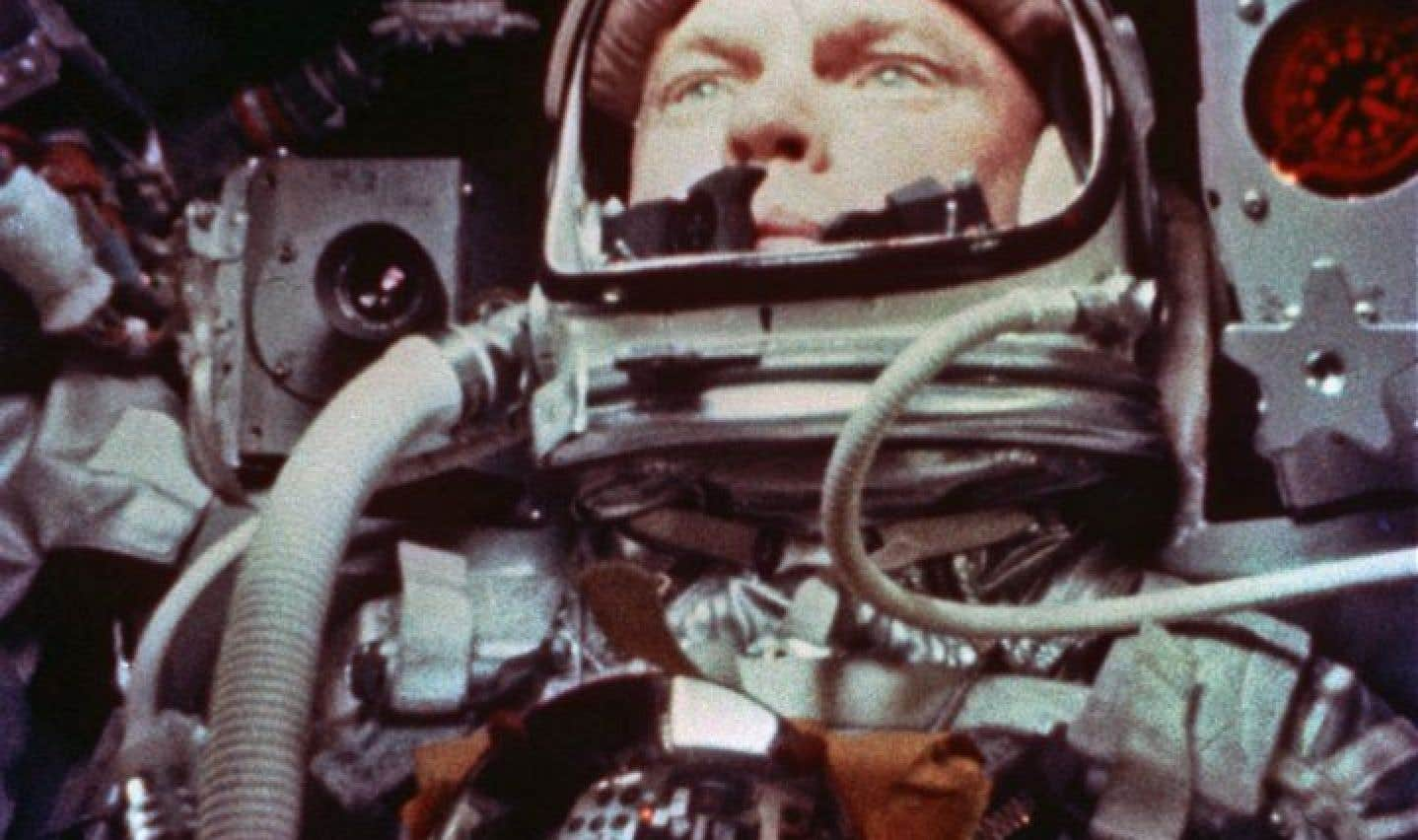 L'ancien astronaute John Glenn a rejoint les étoiles