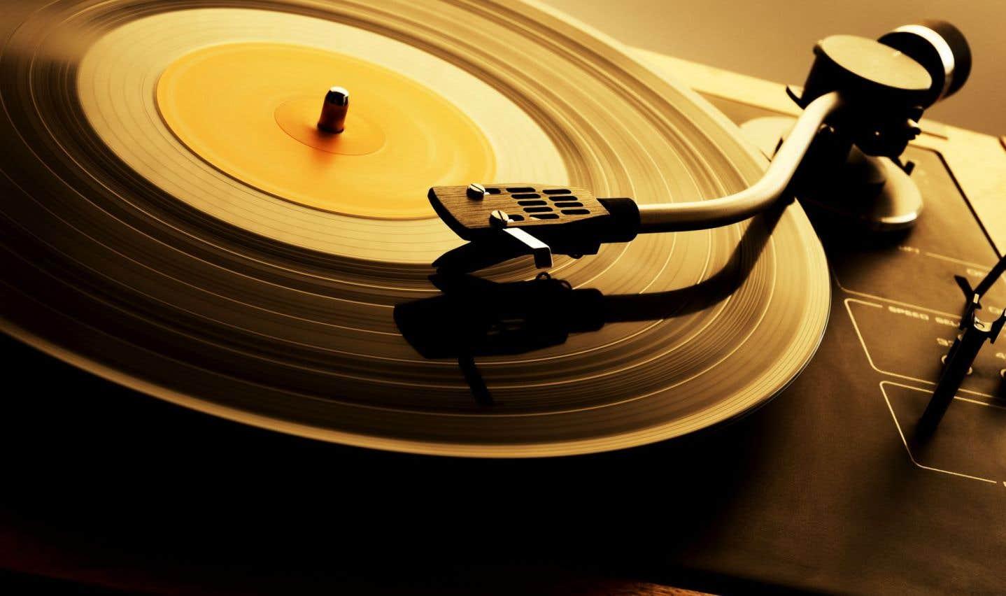 Les ventes de vinyles dépassent celles du numérique