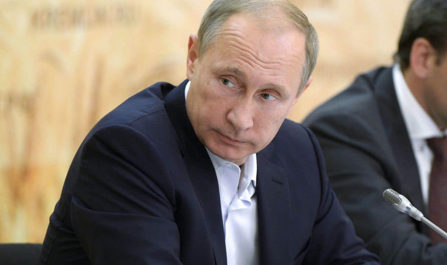 Washington pointe Poutine dans le piratage électoral