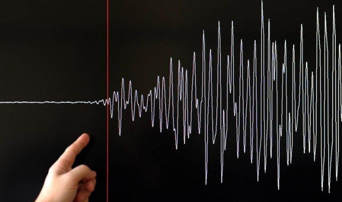 Fort séisme au large de la Papouasie-Nouvelle-Guinée