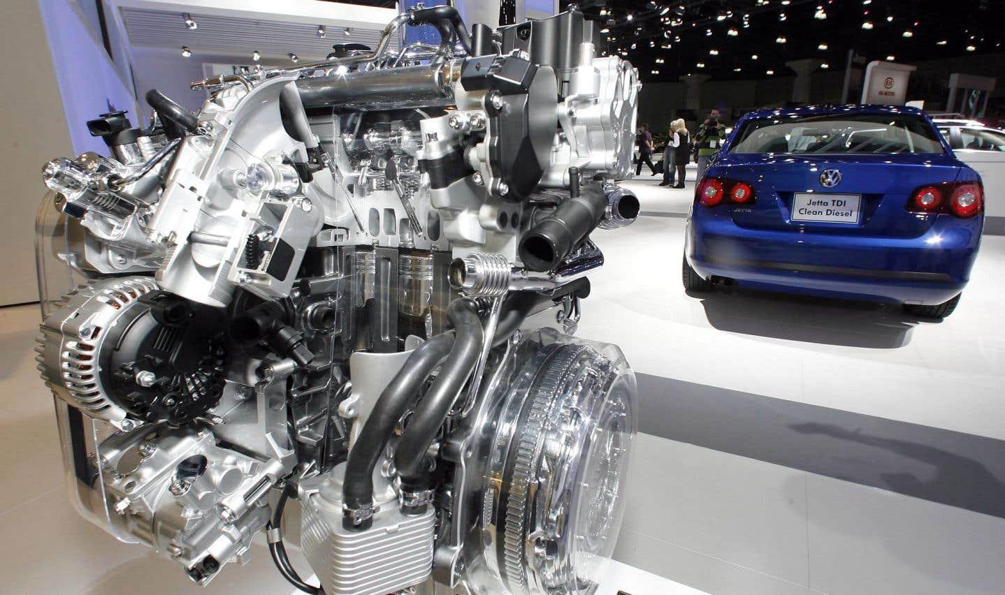 Volkswagen Canada pourrait verser jusqu'à 2,1milliards aux consommateurs