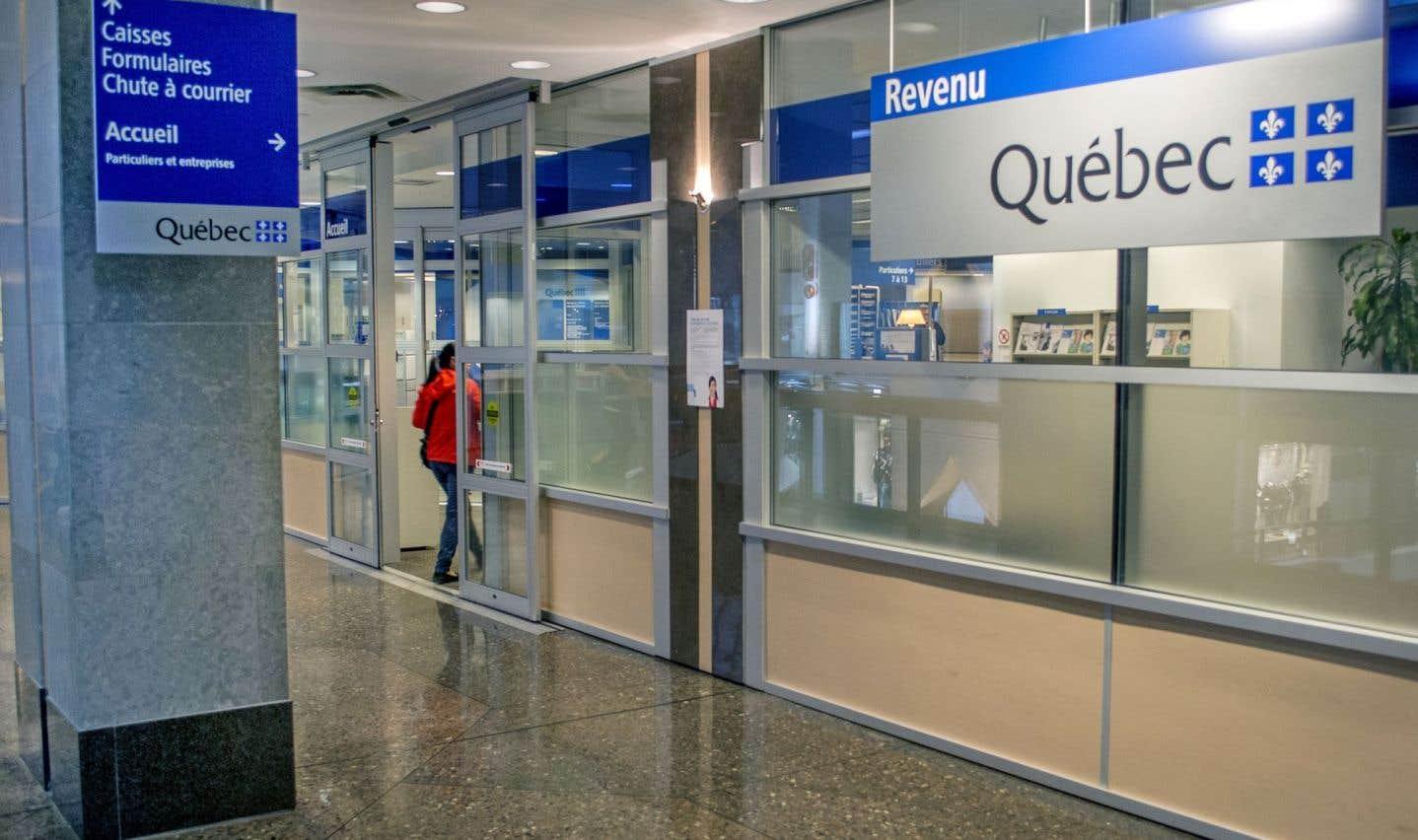 Au Québec, faible revenu et présence d'enfants riment avec faible charge fiscale nette